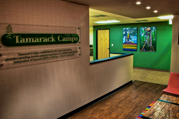 Photo of Tamarack Camps City Office